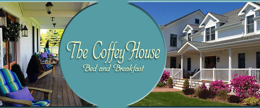 Welcome to the Coffey House Bed and Breakfast in East Marion New York
